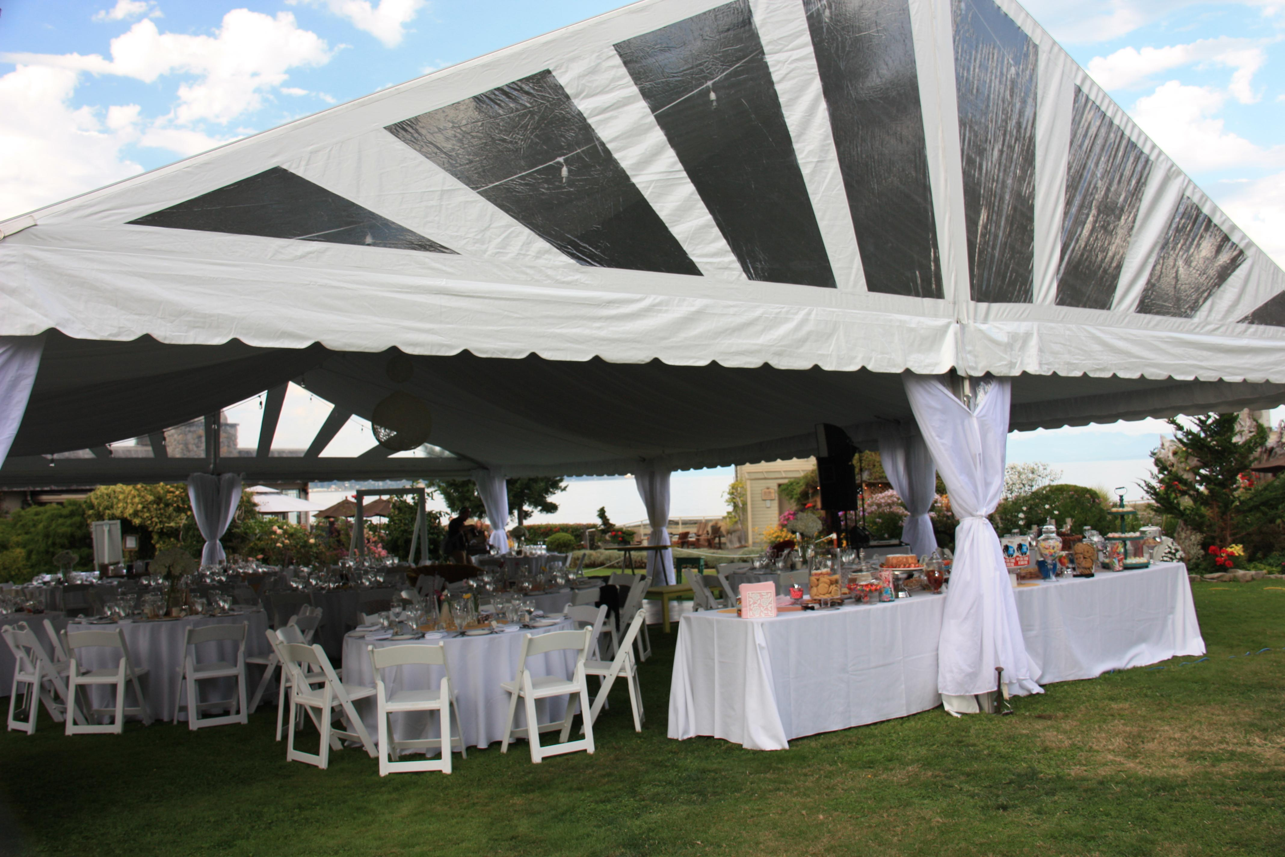 Tented Weddings and Events