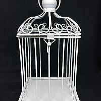 """Birdcage - Large Wire - 6"""" x 14"""""""