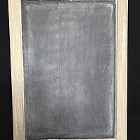 """Chalkboard - 29"""" x 40"""""""