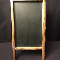 """Chalkboard - 12.5"""" x 25.5"""""""