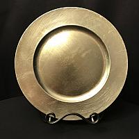 Charger Plate - Champagne