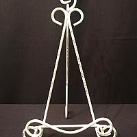 "Easel - Tabletop - White - 15"" x 9.5"""