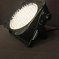 LED Flat Par Colored Spotlight