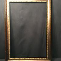 "Vintage Frame - Open back - 24"" x 36"""