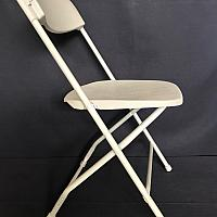 Folding Chair - Light Grey