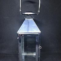 """Lantern - Stainless - 3.5"""" x 9"""""""