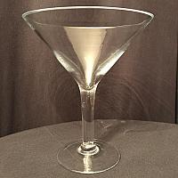 """Martini Vase - 10"""""""