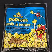 All In One Popcorn