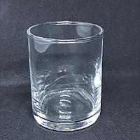 Votive Candle Holder - Round - Clear