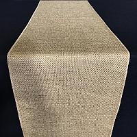 Table Runner - Burlap - Plain