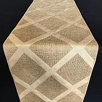 Table Runner - Burlap - Sedona