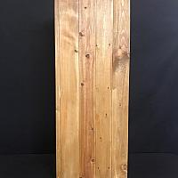 Pillar - Wood - Rustic - 36""