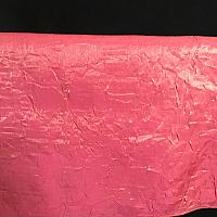 "Table Overlay - Crushed Silk - Fuchsia 72"" x 72"""