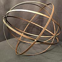 "Sphere - Hanging - 18"""