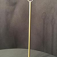 Table Number Holder - Gold - 15""