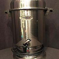Coffee Urn - Silver - 55 Cup