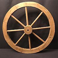 """Wagon Wheel - 24"""""""