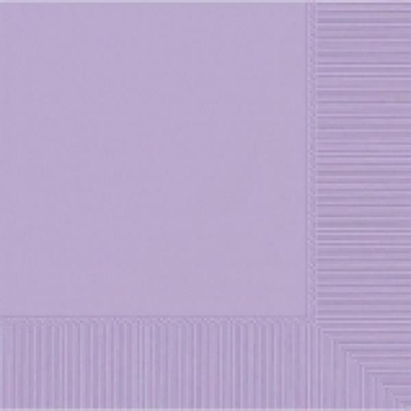 Lavender Beverage Napkin - 50 pkg