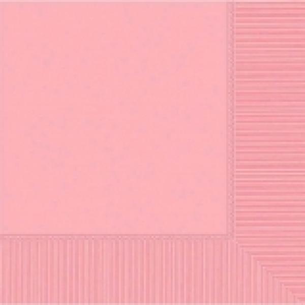 Pink Beverage Napkins - 50 pkg