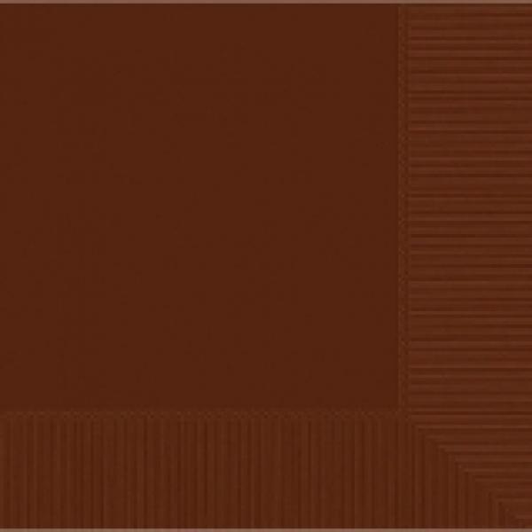Chocolate Beverage Napkins-50 pkg