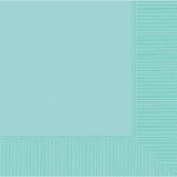 Robins Egg Blue Beverage Napkin - 50 pkg
