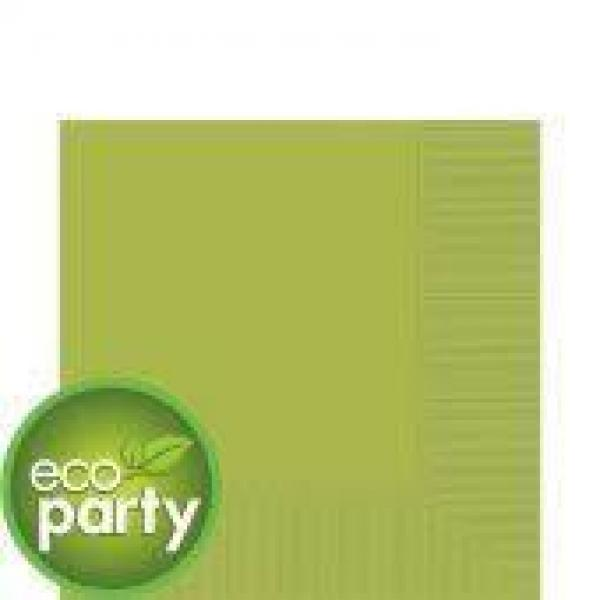Eco-Party Avocado Luncheon Napkin