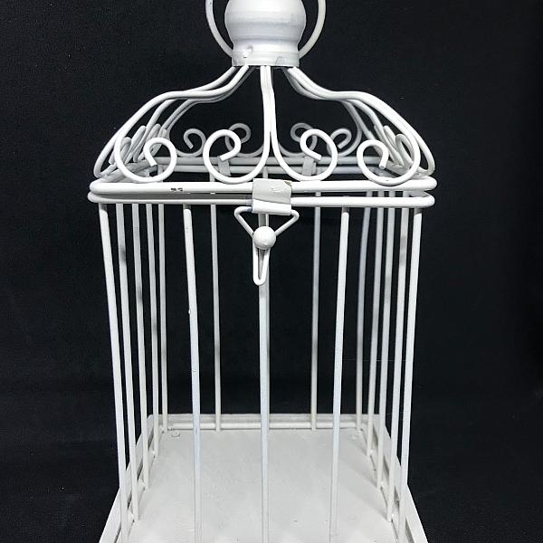 "Birdcage - Small Wire - 5"" x 10"""
