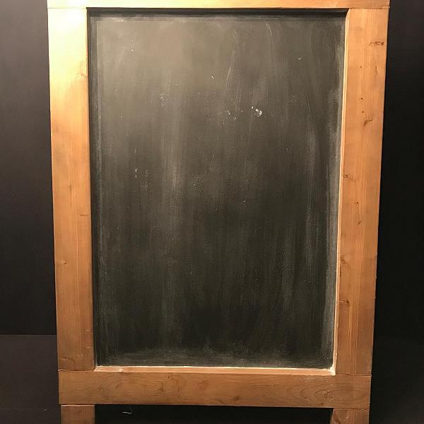 Chalkboard - Standing 2' x 4'