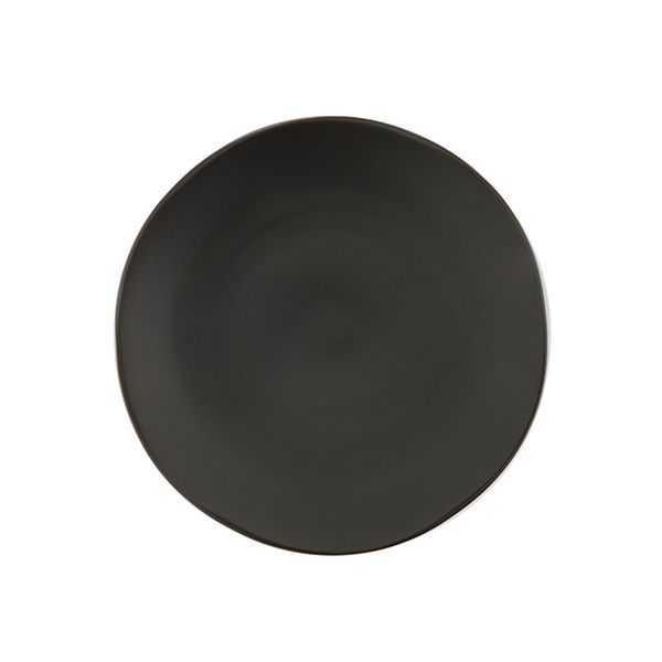 "Heirloom, Charcoal - 10"" Dinner Plate"