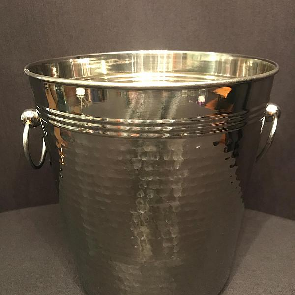 Stainless Champagne Bucket