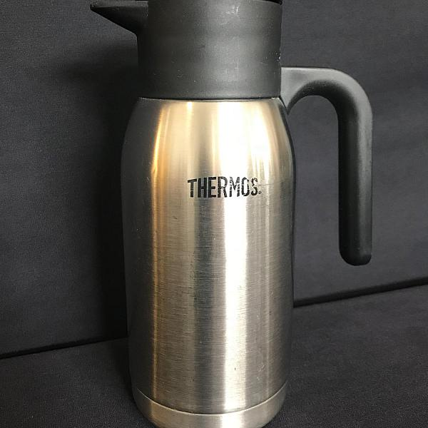 Stainless Thermal Cream Server - 1 litre