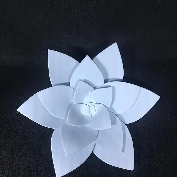 """Flower - Foam - Lotus - 5"""""""