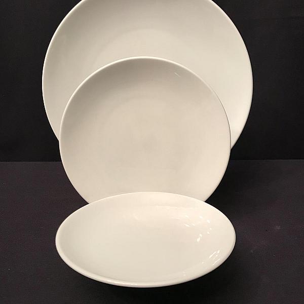 "Nikko Coupe 10.5"" Dinner Plate"