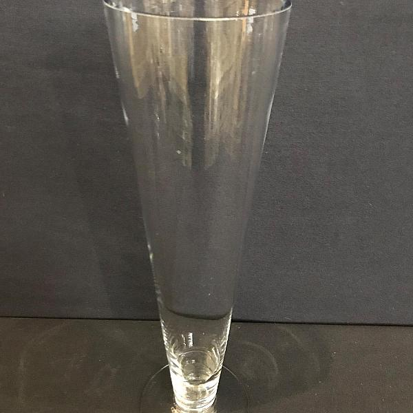 """Pedestal Vase - 16"""""""