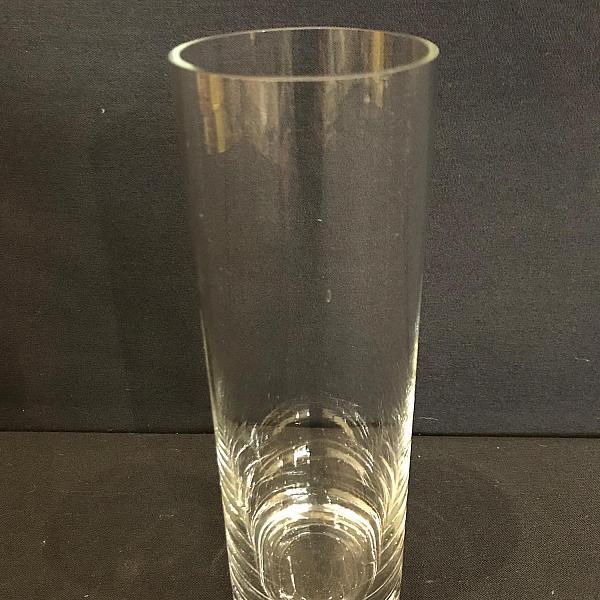 """Round Cylinder Vase - 2.25"""" x 8.5"""""""