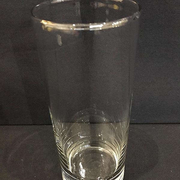 """Round Cylinder Vase - 3.5"""" x 9"""""""