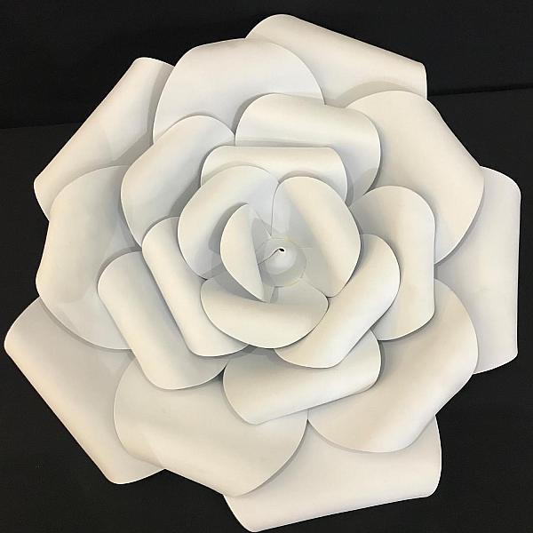 Flower - Foam - Rose - 20""