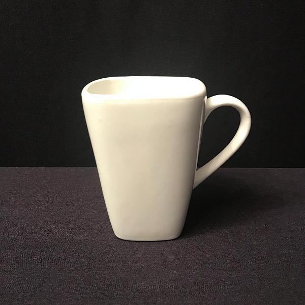 Square Coffee Mug 10 oz