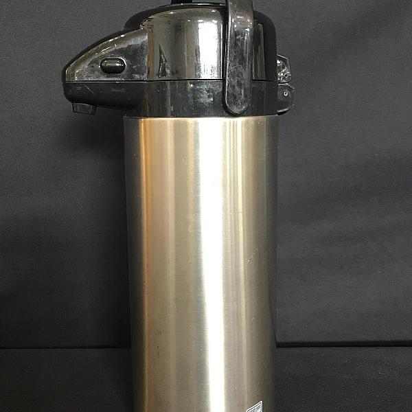 Vacuum Pump Thermal Coffee Server - 12 cups