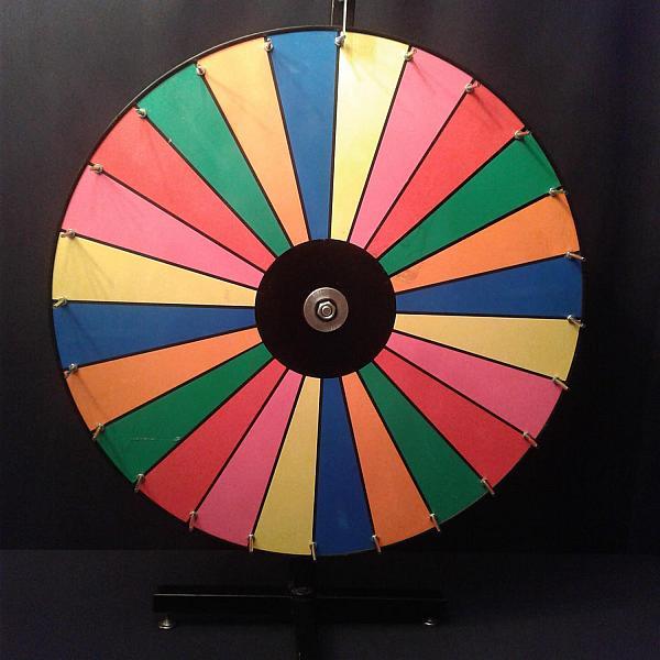 Table Top Colour Wheel