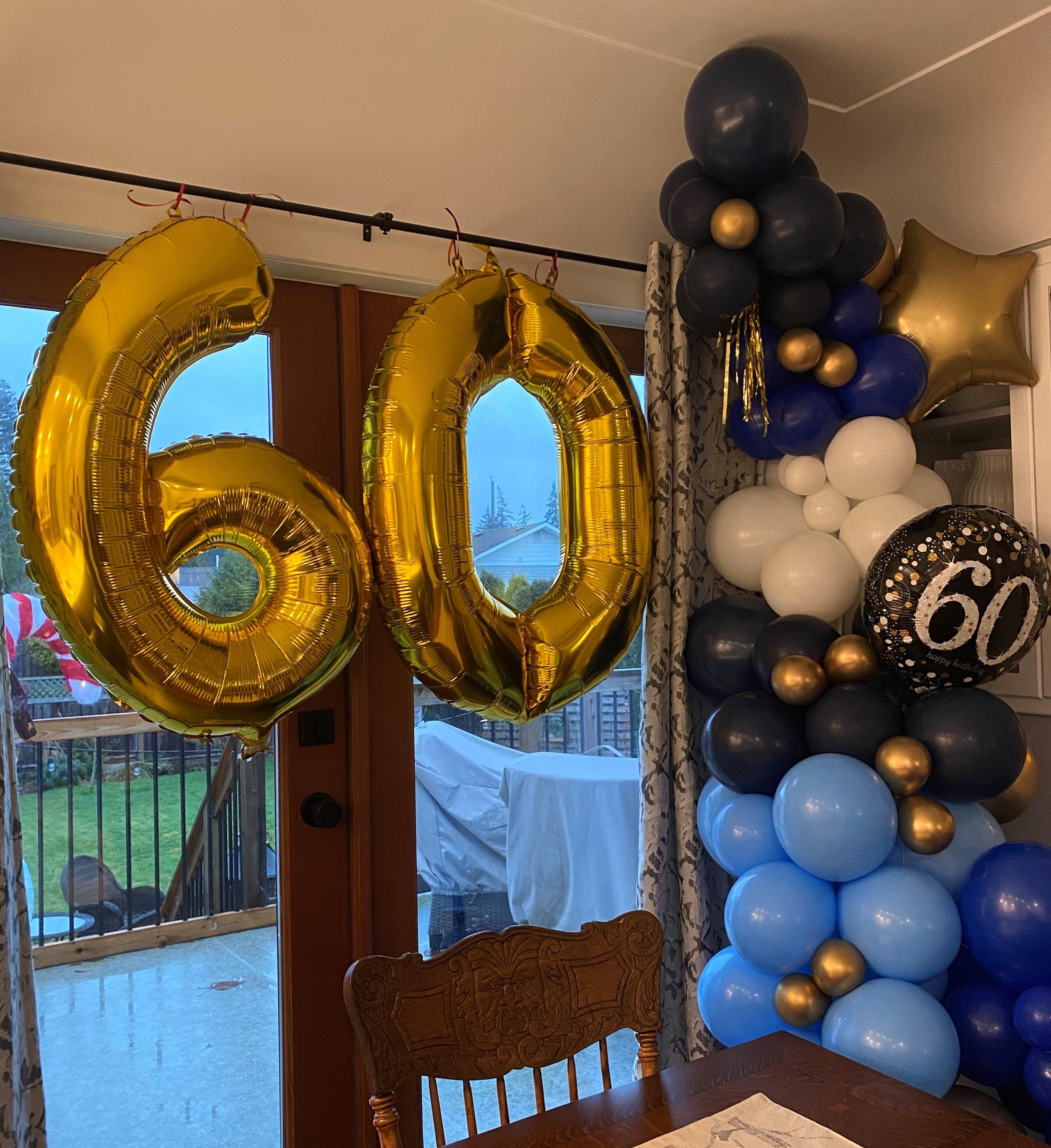 60 garland