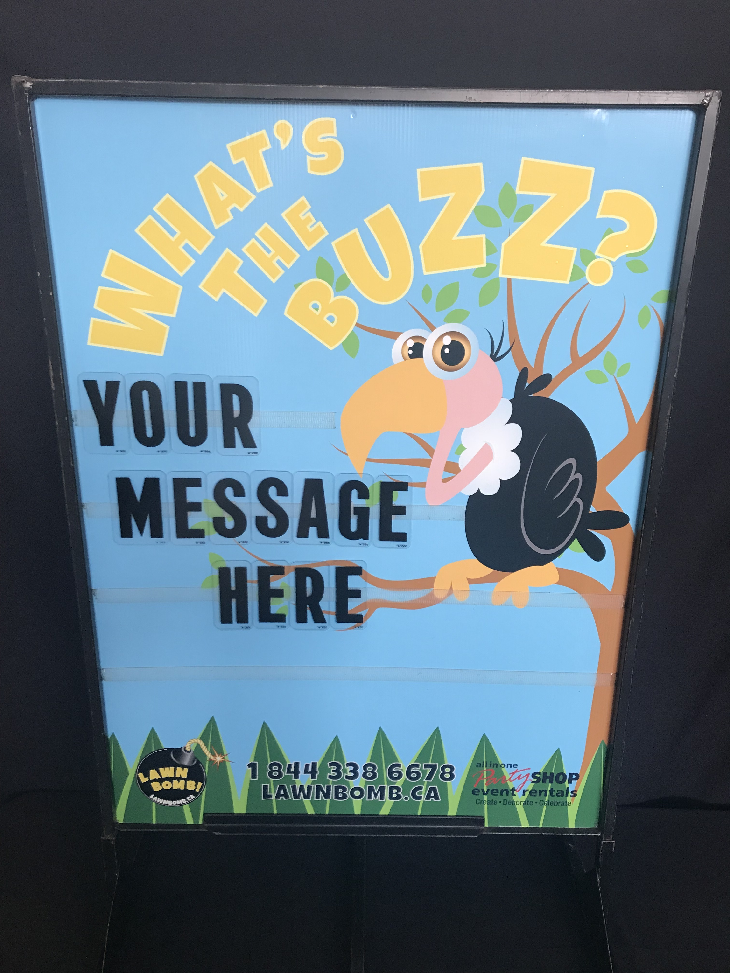 Buzz1Sign