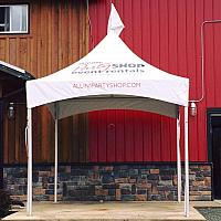 10'x10' Promotional Marquee Tent