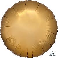 """Mylar 18"""" - Gold Round"""