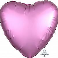 "Mylar 18"" - Pink Heart"