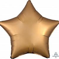 "Mylar 18"" - Gold Star"