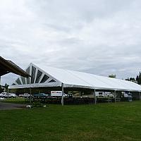 40'x100' Frame Tent