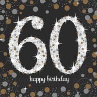Sparkling Celebration - 60 Napkins