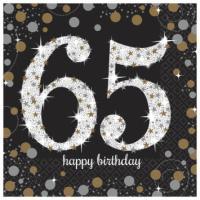 Sparkling Celebration - 65 Napkins