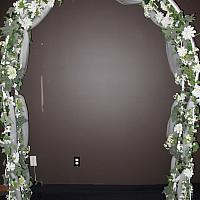 Archway - Wrought Iron - Round
